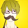 graychalk: (Midorima - moustache)