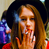 candiedviolets: (smoking)