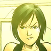 gentlejustice: Cass makes an irritated expression, wearing civilian clothes. (annoyed)