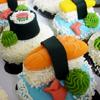 clockwrkheart: Sushi Cupcakes (sushi)