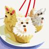 clockwrkheart: Puppy Cupcakes (puppy)