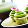 clockwrkheart: Green Tea Cupcakes (green tea)