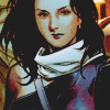 shanaqui: Kate from Young Avengers, looking solemn. ((KateYA) Solemnity)