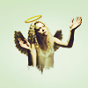 dellearte: (angry angel)