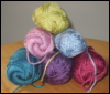 peaceful_sands: pile of different color wools (wool pile)
