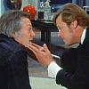 dorinda: The Persuaders: Brett gently holds Danny's chin. (Persuaders_chintouch)