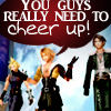 noletters: (Cloud/Tidus/Squall; Cheer up!)