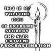sarren: yuletide procrastination (yuletide)