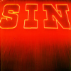 theatreofsin: Neon lights reading SIN. (Sin)