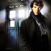 travels_in_time: Manip of Sherlock with the TARDIS (SH--TARDIS)