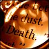 derridian: text (death)