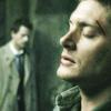 derridian: dean and castiel from supernatural (spn)