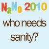 geminianeyes: Who Needs Sanity (Who Needs Sanity)
