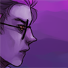 princeofmelodrama: (closeup profile)