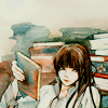 adevyish: Icon of Kanda holding a book (Default)