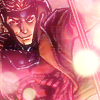 lediableblanc: Gambit (♦ smirk ♣ grin ♠ cocky ♥ lit)
