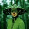 caro: Zhang Ziyi as Mei from The House of Flying Daggers (flying daggers)