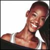 la_vie_noire: Antoinette Ataro smiling (Antoinette Ataro felicidad)