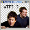mecurtin: John and Rodney say WTF?! (wtf)