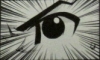 madimpossibledreamer: Eye from manga drawing. (phoenix, ace attorney)