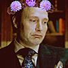 casualty: (hannibal ➜ flower crown)