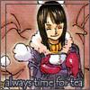 naye: (always time for tea)