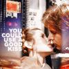 aeroplanes: (a good kiss)