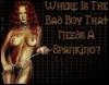 oogies4u: (bad boy spanking needed)