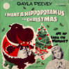 "vass: cover of album ""I want a hippopotamus for Christmas"" (Yuletide Hippopotamus)"