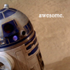 uneasy_cornerstone: (Star Wars: R2D2: awesome, awesome)