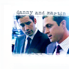 uneasy_cornerstone: (big gay unknown ship, Without a Trace: Danny and Martin)