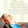 spikeysgrl18: (inactivity)