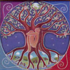 tehomet: (Moon daughter cosmic tree)