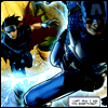 marveloncedaily: Avengers; The Children's Crusade #01 (cap.america&wiccan)