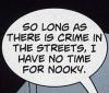 jarodrussell: Batman sez... (No nooky)