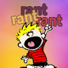 alee_grrl: calvin from calvin and hobbes in rant mode (calvin rant)