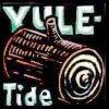 "ageorwizardry: yule log with text ""yule-tide"" (yuletide)"
