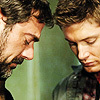 weimar27: (john & dean heads together)