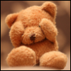 anonymityunknown: i'm sorry... i am just shy. (teddy bear)