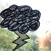 daffodil: (rain)