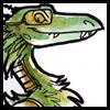 fayanora: Cyborg velociraptor by Djinni (Cyborg velociraptor by Djinni)