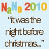 marcicat: nano twas_the_night_before_christmas (nano christmas_eve)