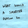 wolfsister: (smarter)