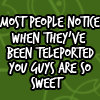 nessaniel: (most people teleport)