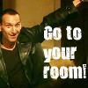 nessaniel: (doctor go to your room)