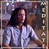 arianna: (Meditate)