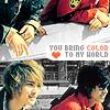 kamagi: (JaeHo: You bring color to my world <333)