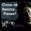 phantisma: (Come on Sammy)