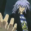 fluffydeathdealer: Yami Bakura (his hand grew three sizes that day)