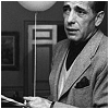 credoimprobus: Humphrey Bogart with balloon (<3)